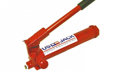 Find an Easier Solution to Lifting Jacks with a Dependable Hydraulic Pump