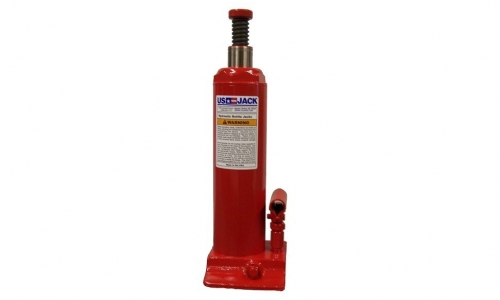Get a Variety of Ranges with Hydraulic Jack Lifting