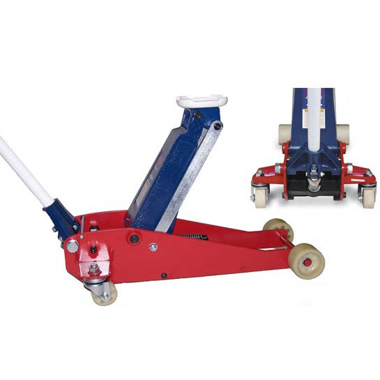 Hydraulic Floor/Service Jacks - 2 Ton