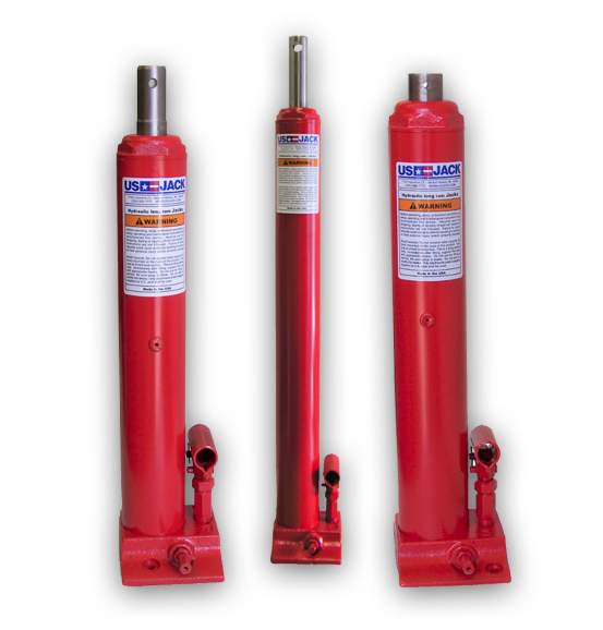 Long Ram Hydraulic Jacks/ Power Units