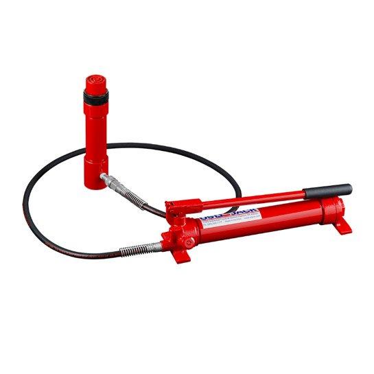 10-Ton Port-A-Power Pump Hose & Ram Assembly