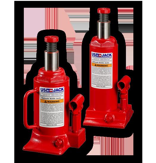 Standard Hydraulic Bottle/ Hand Jacks