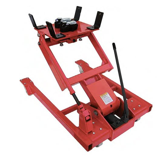 1 and 1/2 Ton Low-Boy Transmission Jack